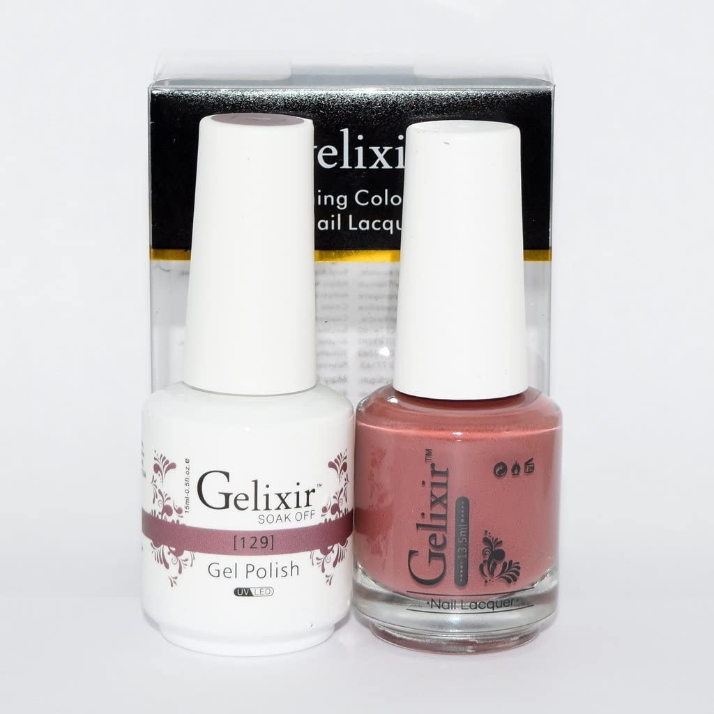 Easy Way to Apply Gelixir Nail Polish
